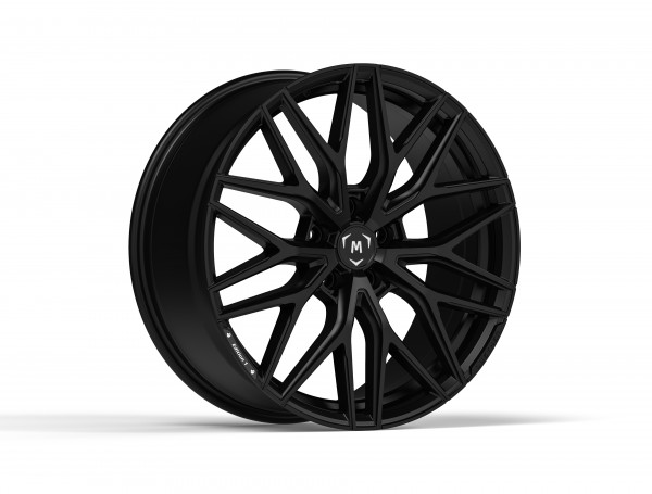Edition1 - 8,5x20 5x112 ET45 66,6 - Satin Black