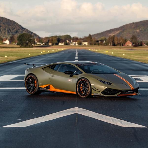 Lamborghini Huracan | Carbon Aerodynamic Package