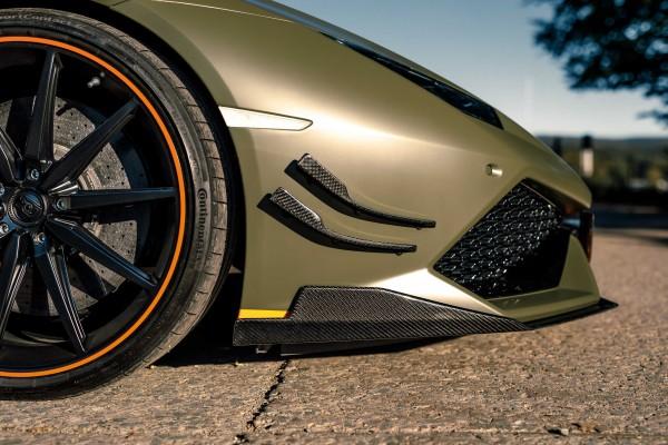 Lamborghini Huracan | Carbon Canard Spoiler Paar