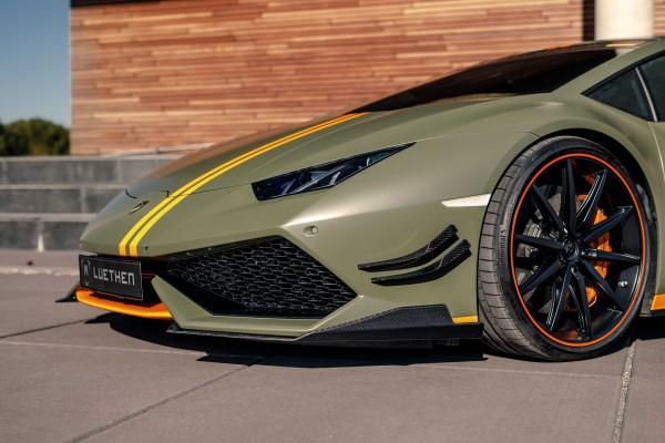 Lamborghini Huracan | Carbon Front Splitter / Front Spoiler