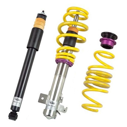 KW Coilover kit Street Comfort inox ( incl. deactivation for electronic damper)