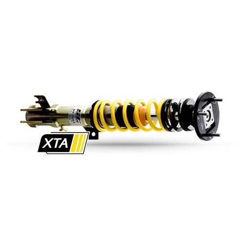 ST Gewindefahrwerk ST XTA Stahl verzinkt (härteverstellbar mit Stützlager)