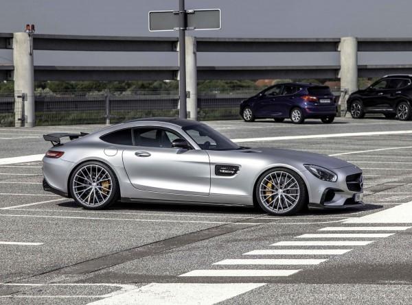 Mercedes AMG GT / AMG GTS C190 | Carbon aerodynamic package