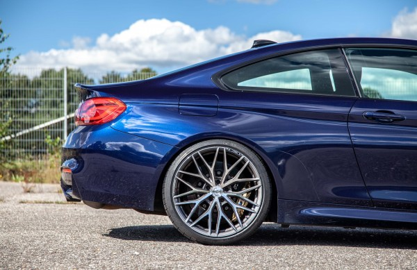 Complete wheel set for BMW M3 (F80) and BMW M4 (F82, F83)
